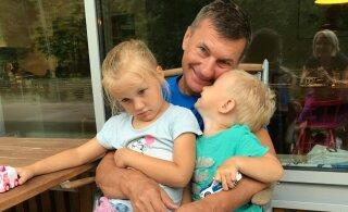 ЭКСКЛЮЗИВ | Вечный двигатель Ансип о семье, тяжелой аварии и будущем: в президенты не хочу. Я благодарен, что жители Эстонии так долго меня терпели!