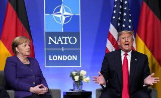 """Трамп и Меркель поспорили из-за """"Северного потока-2"""""""