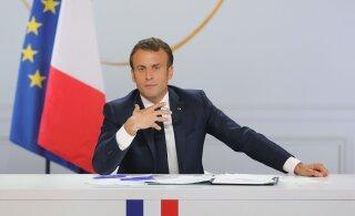 President Macron andis Prantsusmaa kollavestidele reformilubadusi