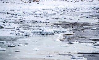Новый рекорд этой зимы! В одной деревне под Таллинном утром было -27, а в другой — всего -2.7