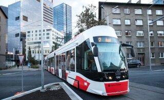В новых таллиннских трамваях можно бесплатно пользоваться Wi-Fi