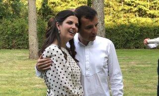 Ärinaine Ksenia Kostina kinkis abikaasale erakordse elamuse: see oli väga spontaanne žest