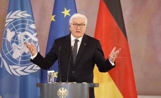 Президент Германии: надежды ФРГ на всестороннее партнерство с РФ не оправдались