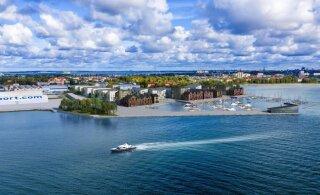 ФОТО | Бизнесмен планирует построить на полуострове Копли жилой квартал с оперным театром и круизным портом