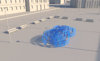 Таллинн отметит День независимости чтением манифеста и световой инсталляцией