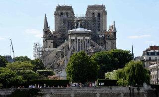 Прокуратура Парижа исключила поджог в Нотр-Даме