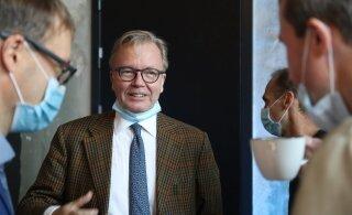 ФОТО | Объединение правых Isamaa проводит общее собрание в Таллинне