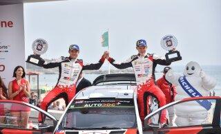 VÕIMAS | WRC-sarja liidrid Ott Tänak ja Martin Järveoja tulevad Rally Estoniale võitu kaitsma