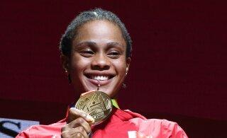 Miller-Uibo eest MM-tiitli napsanud jooksjat karistati ajutise võistluskeeluga