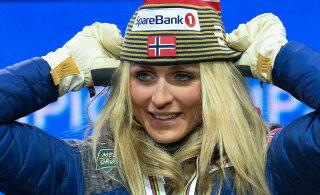 Therese Johaug kommenteeris esmakordselt eestlaste dopinguskandaali