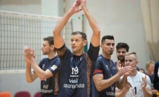Eesti klubidele kindlad võidud: Saaremaa jätkab kaotuseta, Tartu tõusis kolmandaks
