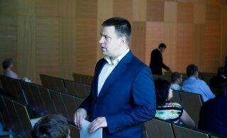 ВИДЕО | Юри Ратас: Мартин Хельме превысил свои полномочия в Люксембурге
