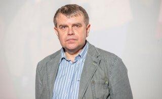 Andrus Kivirähk: olime Jüriga ülikooli ajal nagu sukk ja saabas
