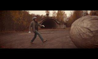 VIDEO | Nagu jalgpall, aga autodega – Läänemaa mehed tegid Eesti esimese autopalliklubi