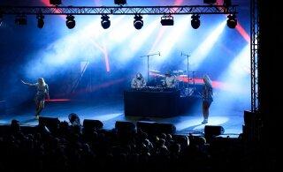Как организаторы концерта на Rally Estonia вмиг потеряли 100 000 евро?