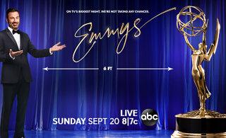 Pühapäevane Emmy-auhindade tseremoonia tuleb pandeemiale vaatamata ajaloo ambitsioonikaim