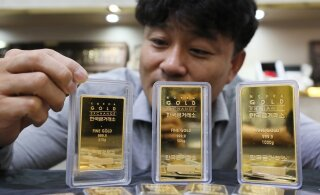 Riskifondide tipptegija: keskpankade uljas rahatrükk ja raha väärtuse vähendamine teeb kullast parima investeeringu