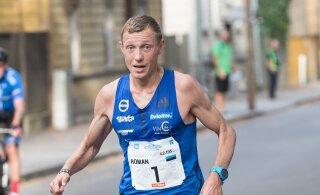 Тренирующийся в Кении чемпион Эстонии был задержан полицией