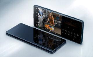 Sony arvab, et maailmas on kohta nende 1000-euroste telefonide jaoks