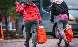 Многие жители Эстонии в случае потери дохода не смогут продержаться и недели