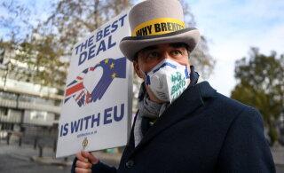 Tuleva aasta novembrist Ühendkuningriiki enam ID-kaardiga ei pääse