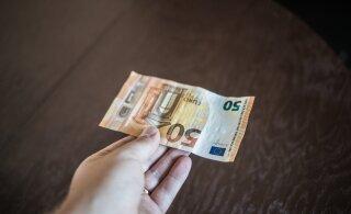 Euroopa Keskpanga intressipoliitika pani venelased plindrisse