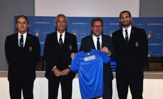 Модный дом Armani оденет сборную Италии по футболу