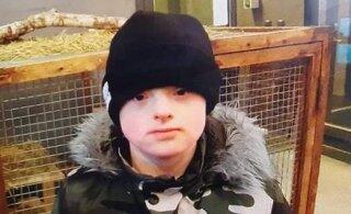 Пропавший в Таллинне 11-летний Кирилл найден