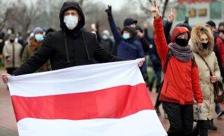 Neli kuud Valgevene meeleavaldusi. Eesti on sanktsioonide eestvedaja, abiprojektid käivituvad, majandusrindel tuleks julgem olla