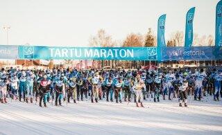 Iga eestlane käib laulupeol ja Tartu maratonil!