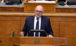 Absoluutne distsipliin: II samba hääletus tühistas riigikogulaste reisid, välismaa kohtumised