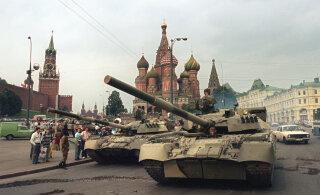 Стыдные вопросы про август 91-го. Что такое путч? Кто за что боролся? И хотел ли кто-то развалить СССР?