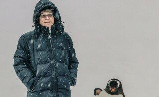 Бывший премьер-министр Эстонии Андрес Таранд работает гидом в Антарктике