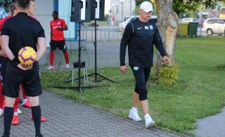Narva Transil on 10-20 uut treenerikandidaati. Burdakov: isegi endised Eesti mängijad tahavad meie treeneriks tulla