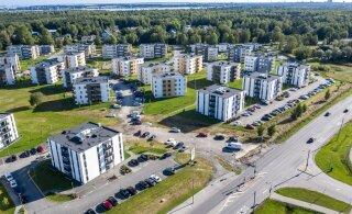 Kuuülevaade: Tallinna korterite hind kerkis ajaloo kõrgeimale tasemele
