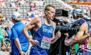Kaur Kivistik jooksis USA-s 5000 meetris isikliku rekordi