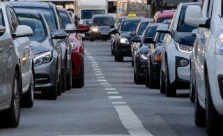 Исследование: навигаторами пользуются уже 85% водителей Эстонии