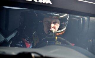 Ott Tänaku sõnum FIA-le ja WRC-le: see on kui ora tagumikus, aga peame seda tegema