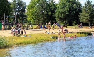 Sünoptik: palav suveilm ei jää tulemata! Nädala teises pooles oodata 30 kraadi sooja