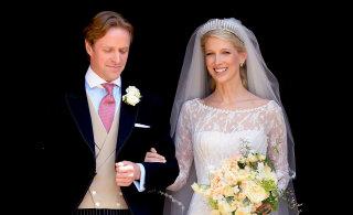KLÕPS | Kas kuninganna Elizabeth ll rikkus leedi Gabriella pulmapildi ära?