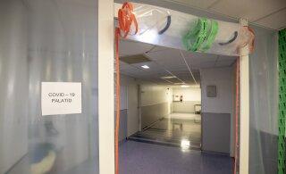 Больницы готовятся к возможному скачку госпитализации из-за мутаций коронавируса