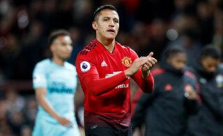 Manchester United maksis hiigelsumma, et Sanchezist vabaneda