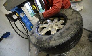 Исследование: какие шины будут использовать этой зимой эстонские водители?