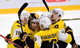 KHL TALLINNAS | Jokkeritega kohtuv Tšerepovetsi Severstal toetub peamiselt kohalikele mängumeestele