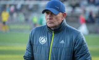 FCI Levadia järgmiseks peatreeneriks saab Sergei Frantsev