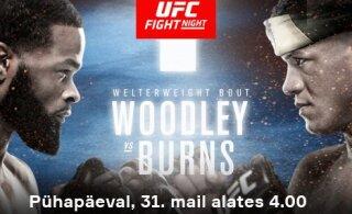 Meistritiitli kaotanud vabavõitleja otsib lunastust UFC võitlusõhtult