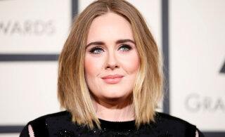 See käis kähku: Adele on uue silmarõõmu jaoks valmis