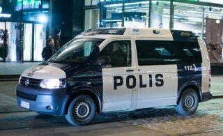 В Финляндии полиция задержала пьяного таксиста из Эстонии