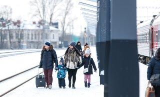 """""""Все еще надеемся на открытие границ"""": как заменят жители Петербурга привычные новогодние поездки в Эстонию"""