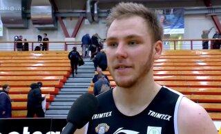DELFI VIDEO | Märt Rosenthal: võiksin olla Pärnu üks liidermängijatest ja pean seda hooaja jooksul tõestama
